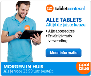 Coolblue tablet
